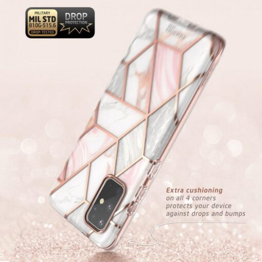 Samsung Galaxy S20 Plus umbris Supcase Cosmo Galaxy Marble 5