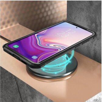Samsung Galaxy S20 Plus umbris Supcase Unicorn Beetle Pro Black 6