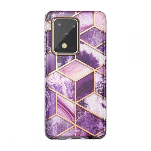 Samsung Galaxy S20 Ultra umbris Supcase Cosmo Galaxy Purple 1