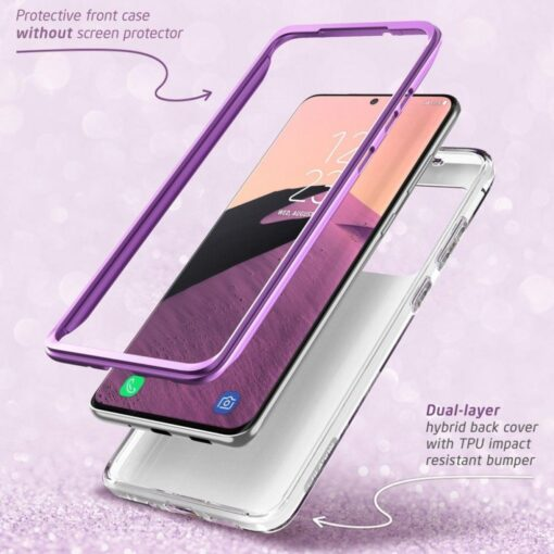 Samsung Galaxy S20 Ultra umbris Supcase Cosmo Galaxy Purple 3