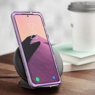 Samsung Galaxy S20 Ultra umbris Supcase Cosmo Galaxy Purple 6