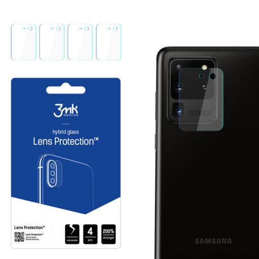 Samsung Galaxy S20 Ultra5G 3mk Lens Protect