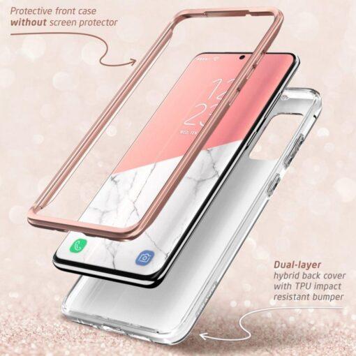 Samsung Galaxy S20 umbris Supcase Cosmo Galaxy Marble 3