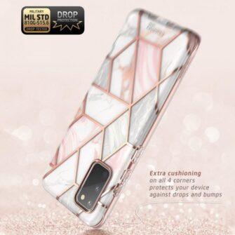 Samsung Galaxy S20 umbris Supcase Cosmo Galaxy Marble 5