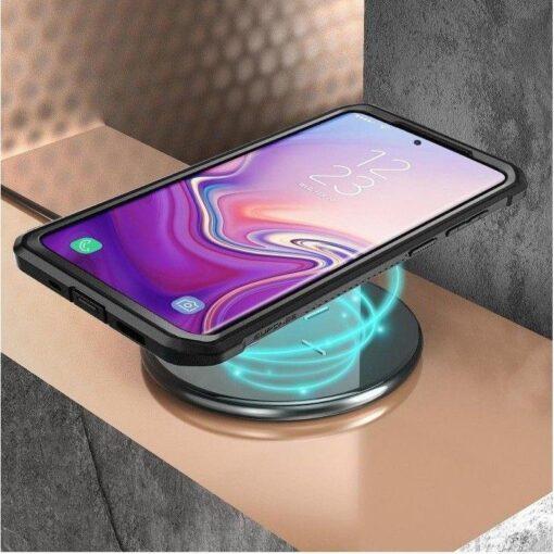 Samsung Galaxy S20 umbris Supcase Unicorn Beetle Pro Black 4
