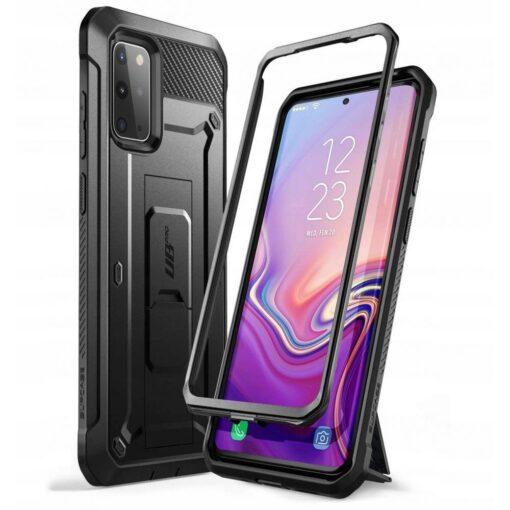Samsung Galaxy S20 umbris Supcase Unicorn Beetle Pro Black