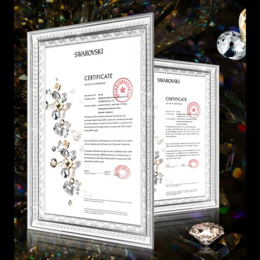 Samsung S20 Kingxbar Wish elastsest plastikust Swarowski kristallikestega kuldne 5