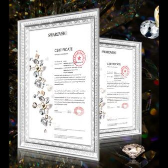 Samsung S20 Plus Kingxbar Wish elastsest plastikust Swarowski kristallikestega hobe 5