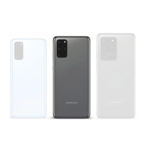 Samsung S20 Plus kaaned Ringke Air S Ultra Thin silikoonist korall ADSG0013 4