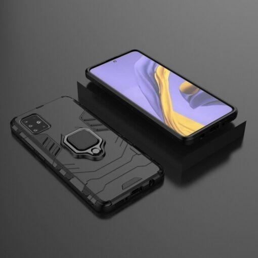 Samsung S20 Plus umbris Ring Armor must 3