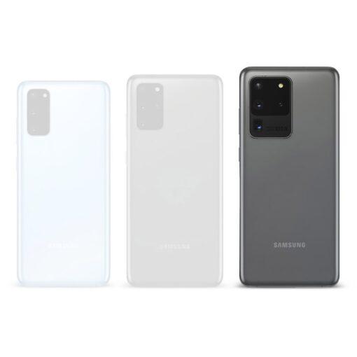 Samsung S20 Ultra kaaned Ringke Air S Ultra Thin silikoonist lilla ADSG0016 9
