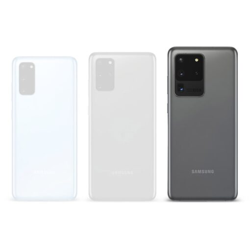 Samsung S20 Ultra kaaned Ringke Air S Ultra Thin silikoonist must ADSG0020 7