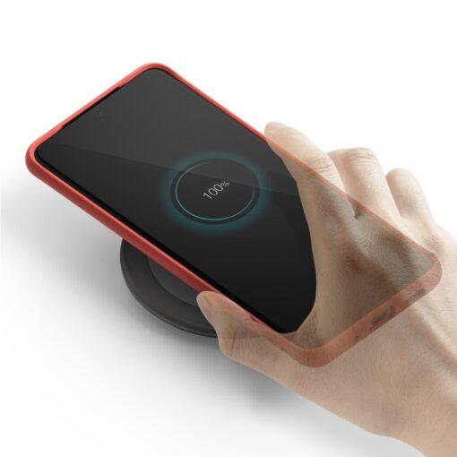 Samsung S20 Ultra kaaned Ringke Air S Ultra Thin silikoonist roosa ADSG0017 6