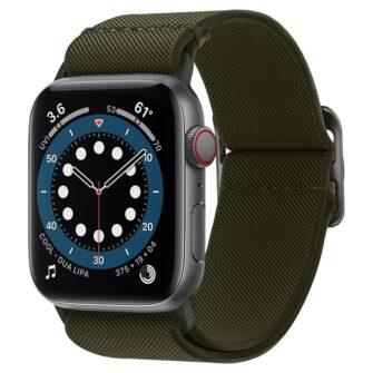 Spigen Fit Lite Apple Watch rihm 23456SE 4244MM KHAKI 1