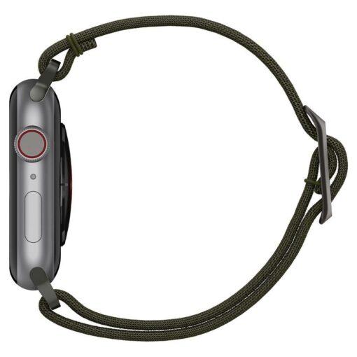 Spigen Fit Lite Apple Watch rihm 23456SE 4244MM KHAKI 3