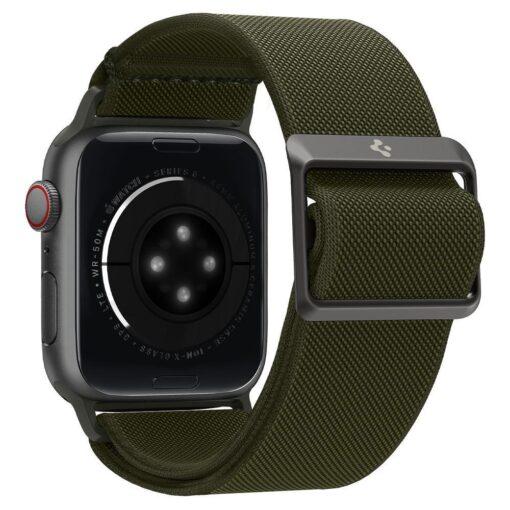 Spigen Fit Lite Apple Watch rihm 23456SE 4244MM KHAKI 4