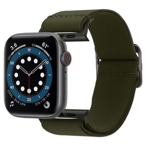 Spigen Fit Lite Apple Watch rihm 23456SE 4244MM KHAKI
