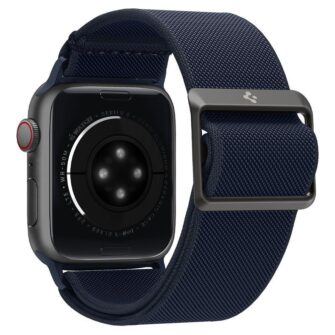 Spigen Fit Lite Apple Watch rihm 23456SE 4244MM NAVY 4