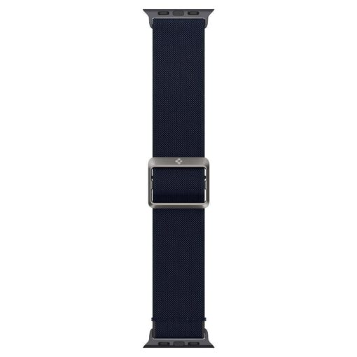 Spigen Fit Lite Apple Watch rihm 23456SE 4244MM NAVY 5