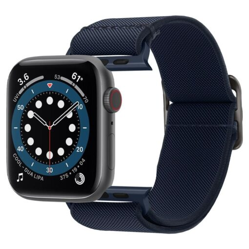 Spigen Fit Lite Apple Watch rihm 23456SE 4244MM NAVY