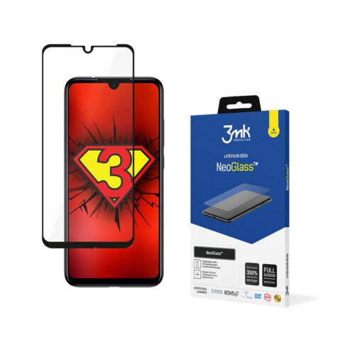 Xiaomi Redmi Note 7 Black 3mk NeoGlass
