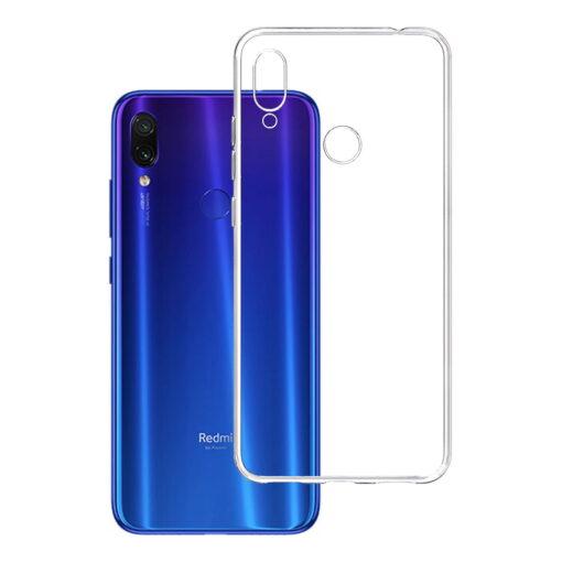 Xiaomi Redmi Note 7 clearcase