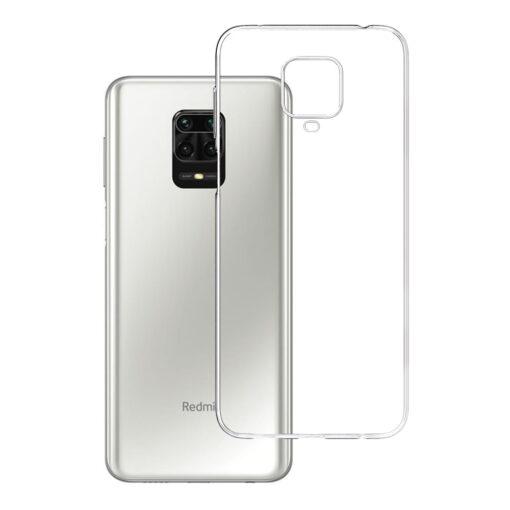 Xiaomi Redmi Note 9 Pro clear case