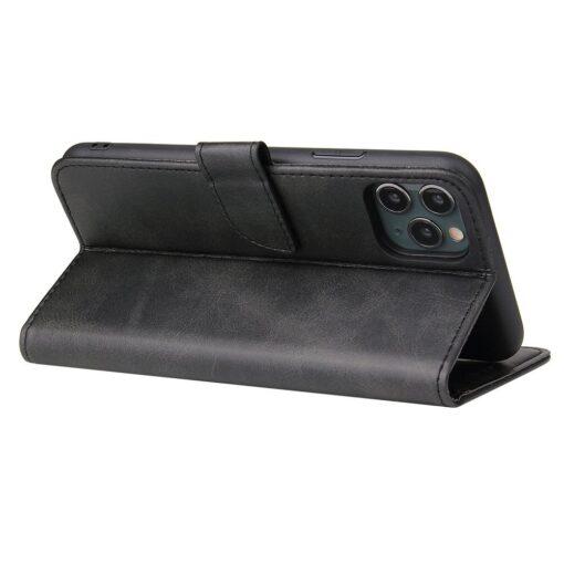 iPhone 11 magnetiga raamatkaaned Pro Max must 1