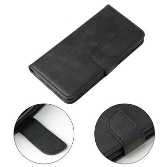 iPhone 11 magnetiga raamatkaaned Pro Max must 3