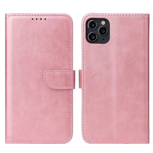 iPhone 11 magnetiga raamatkaaned Pro Max roosa