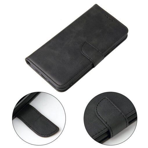 iPhone 11 magnetiga raamatkaaned Pro must 3