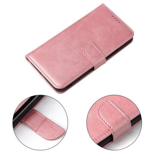iPhone 11 magnetiga raamatkaaned Pro roosa 2
