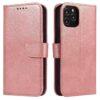 iPhone 11 magnetiga raamatkaaned roosa