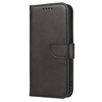 iPhone 12 mini magnetiga raamatkaaned must 2
