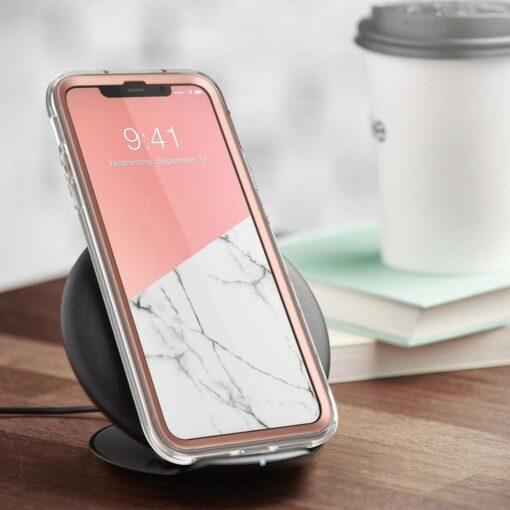iPhone 12 mini umbris Supcase Cosmo Galaxy Marble 4