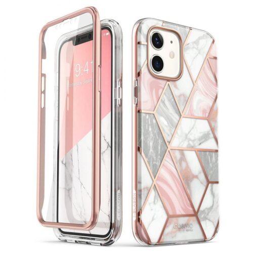 iPhone 12 mini umbris Supcase Cosmo Galaxy Marble