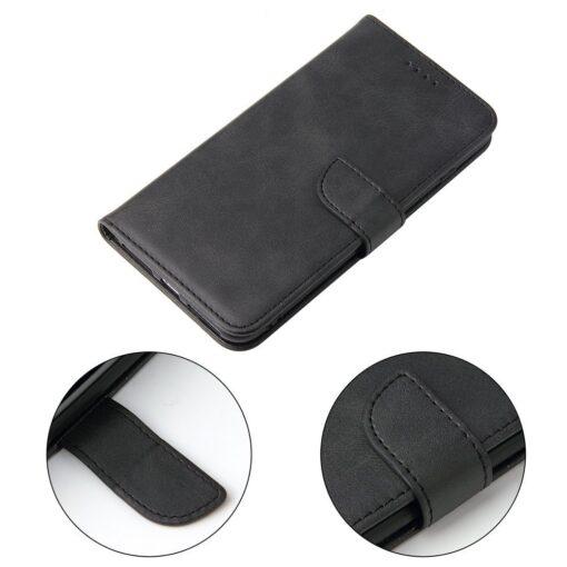 iPhone 8 Plus iPhone 7 Plu magnetiga raamatkaaneds must 3