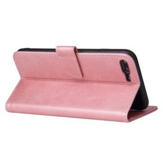 iPhone 8 Plus iPhone 7 Plus magnetiga raamatkaaned roosa 1