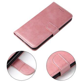 iPhone 8 Plus iPhone 7 Plus magnetiga raamatkaaned roosa 3