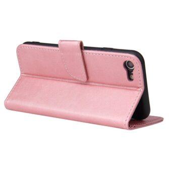 iPhone SE 2020 iPhone 8 iPhone 7 magnetiga raamatkaaned roosa 1