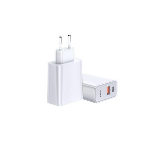 Baseus seinadapter USB C ja USB 30W Power Delivery QC 3.0 CCFS C02 1