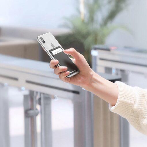 Kaardihoidja telefonile silikoonist hall ACKD B0G 12