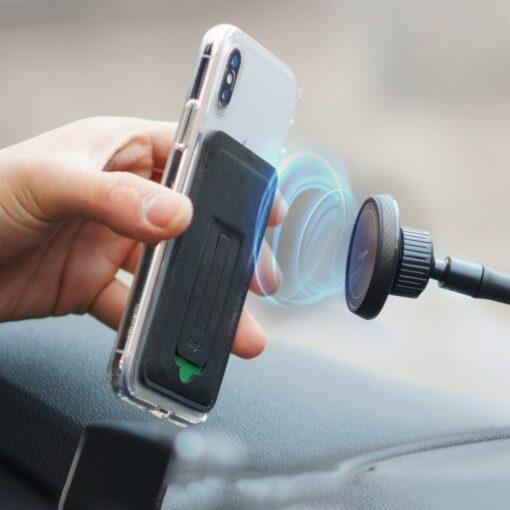 Ringke kaardihoidja telefonile ACFC0024 must 11