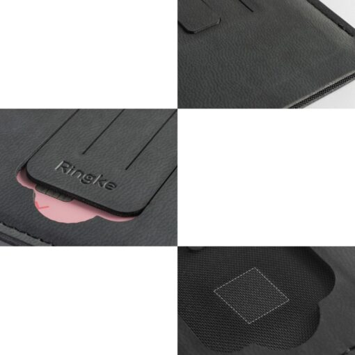 Ringke kaardihoidja telefonile ACFC0024 must 4