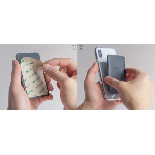 Ringke kaardihoidja telefonile ACFC0024 must 6