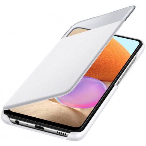 Samsung A32 Galaxy kaaned Smart S View Wallet Samsung valge 3