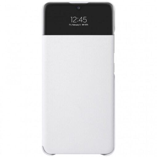 Samsung A32 Galaxy kaaned Smart S View Wallet Samsung valge