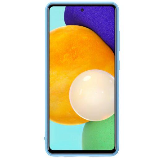 Samsung A52 Galaxy Samsung umbris silikoonist sinine EF PA525TLEGWW 1