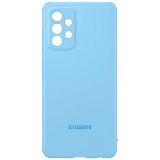 Samsung A52 Galaxy Samsung umbris silikoonist sinine EF PA525TLEGWW 3