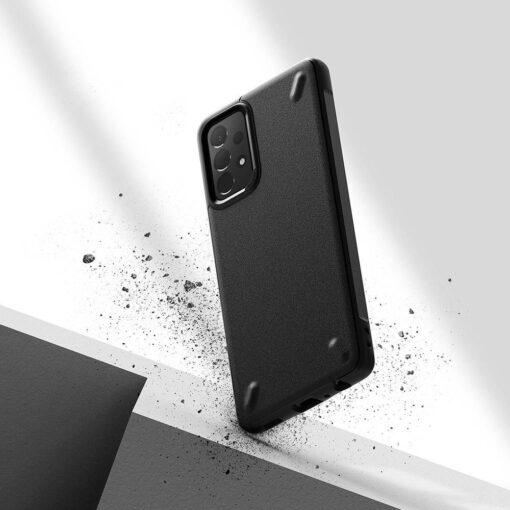 Samsung A52 Galaxy umbris Ringke OXSG0034 silikoonist must 3